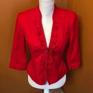 White House Black Market jacket.   Size 6